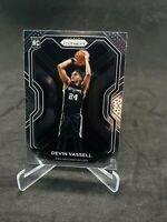 2020-21 Panini Prizm Devin Vassell Base Rc #252 Spurs Rookie