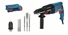 Bosch GBH 2-26 F Professional Bohrhammer mit viel Zubehör