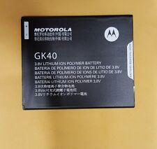 Original Factory Motorola Gk40 Cell Phone Battery