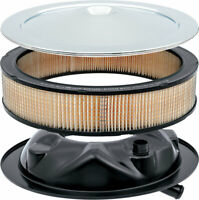 OER Open Element Air Cleaner with Curved Imprint 1966-1969 Camaro Nova Chevelle