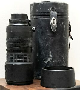 NIKON Nikkor 70-200 f/2.8 AF ED Lens