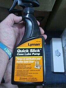"Lyman ""Quick Slick"" Pump Spray Case Lube(16 oz) 7631298"
