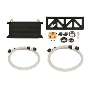 Mishimoto Thermostatic Oil Cooler Kit for 2013-2019 Subaru BRZ Toyota FR-S 86