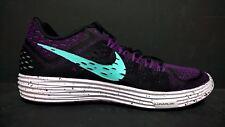 Nike Women's Size 8 Lunartempo Running Shoes 705462 504 Purple Black