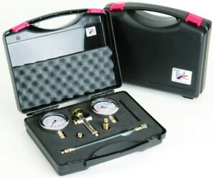 THL Öl Pumptest - Servicekoffer