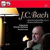 "Johann Christian Bach - J.C. Bach: Sinfonias, Op. 6, 9, 18; Overture ""La calamità"" (2011)"