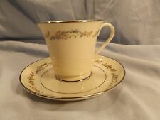 Gorham Rondelle Teacup & Saucer - Beautiful Condition