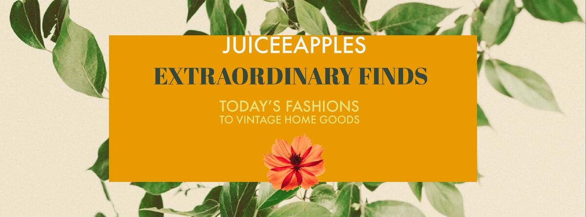 juiceeapples extraordinary finds