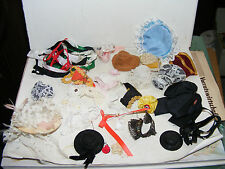 Vieja sombreritos-sombreros-muñeca-mode cargar-casa de muñecas-muñecas Tube-sólo para para aficionados al bricolaje