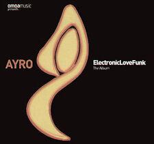 AYRO - ElectronicLoveFunk - 2003 Omoa Music - 2 x  Vinyl LP - OMOA 005