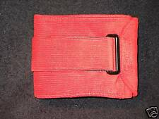 1 ULTIMATE Dog Belly Band Diaper SM 15 19 x 5  Red Cord Reusable