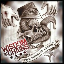 Wisdom In Chains – The Missing Links CD NEW