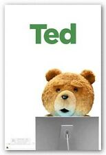 TED Movie Poster  - Bear Full Size 24x36 ~ Seth MacFarlane Mark Wahlberg