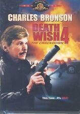 Death Wish 4 The Crackdown Region 1 DVD