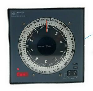 Raytheon Anschutz Kiel Marine Compass Repeater 133-555 BSH/46/33G/94