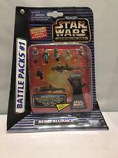 Star Wars Action Fleet Battle Packs #1.
