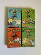 Pokemon 1999 BASE SET 2 Theme Decks