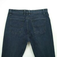 R M Williams - TJ202 Dark Blue Bootcut Stretch Denim Jeans Women's Size 11 W30