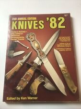 2ND ANNUAL EDITION KNIVES 82 EDITED BY KEN WARNER