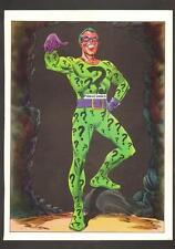 PRIMO:  RIDDLER vintage poster 1978 BATMAN Gotham Arkham Assylum DC movie comics