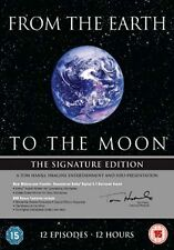 FROM THE EARTH TO THE MOON - DVD - REGION 2 UK