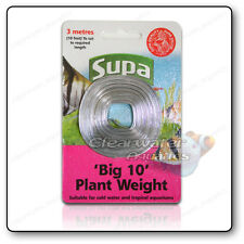 Supa Big 10 Lead Strip Plant Weight 3 Metre Length S131