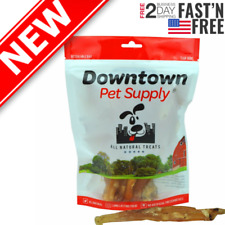 Downtown Pet Supply 6inch Junior Treats All Natural Bully Dog Sticks 12 Pack