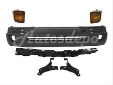 FOR 1998-2000 TACOMA 2WD W/PRERUNNER 4WD FRONT BUMPER SIGNAL LIGHT REBAR BRACKET