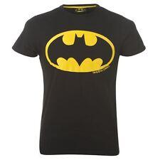 ✔ DC COMICS Herren T-Shirt mit Batman Druck S M L XL XXL 3XL 4XL Karneval Fan
