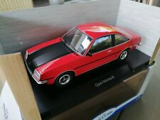 MODELCAR Group Opel Manta B Berlinetta Red 1:18 Scale MCG18106 NEW   in box