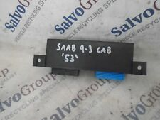 SAAB 93 9-3 2003 CONVERTIBLE ROOF ECU 12804991