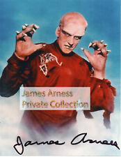 """James Arness Gunsmoke Collection James Arness """"The Thing"""" Signed  8 x 10 Photo"""