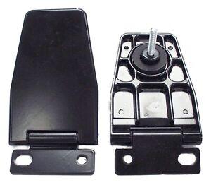 Crown Automotive 5013722AB Liftgate Hinge Fits 97-06 Wrangler (TJ)