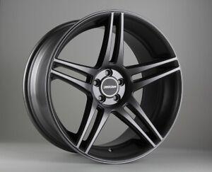 Concave Concept CC03-19 19x9.5 +35 PCD 5x100 Matte Grey color EOFY clearance