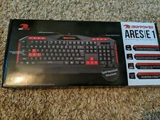 iBuyPower Ares M1 RGB Gaming Keyboard BRAND NEW