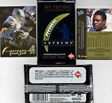 1997-98 Collector's Edge Extreme SEALED PACK find Gamegear Quads Fury Finesse RC
