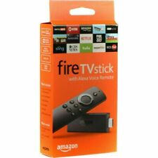 Amazon Fire TV Stick with All-New Alexa Voice Remote Streaming Media Player