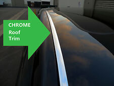 2pcs CHROME ROOF TOP TRIM MOLDING DIY KIT - bmw2cr #3