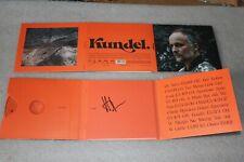 Artur Rojek - Kundel CD Signed - z autografem - POLISH RELEASE