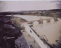 Avignon Ponte Saint-Bénezet Vintage Aristotipia Ca 1900