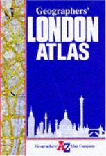 A. to Z. London Atlas (London Street Atlases),Geographers' A-Z Map Company