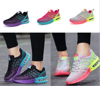 Women's Sneakers Casual Sports Breathable Athletic cushion Running Trainer