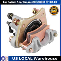 Rear Brake Caliper for Polaris Sportsman 500 4x4 HO EFI 2003-2009 With Pads