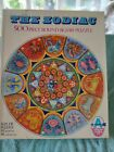 Vintage jigsaw Round Puzzle, THE ZODIAC - Arrow, 500 Pieces Complete