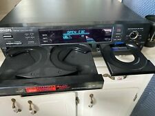 Philips CDR785 3 CD + 1-CD-R/RW Audio Recorder Changer Player 2000 RARE TESTED