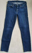 7 for all mankind Jeans dunkelblau Gr. 28 TOP ZUSTAND