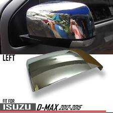 LH Genuine OEM Chrome Side Lamp Mirror Trim Cover Isuzu D-Max Dmax Rodeo 2012-17