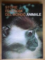 Storie ed enigmi del mondo animale 1 animali Africabambini illustrato 815 nuovo
