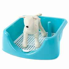 Favorite Puppy Training Pad Holder, Blue, 1 Post Included