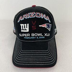 Super Bowl XLII NY Giants Vs. Patriots 2003 Baseball Trucker Cap New